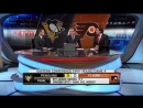 NHL Tonight Pens at Flyers Game 4 Apr 18, 2018