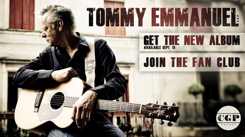Only Elliot | Songs | Tommy Emmanuel