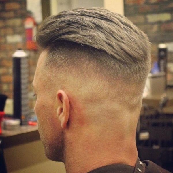 Мужские причёски и как они называются