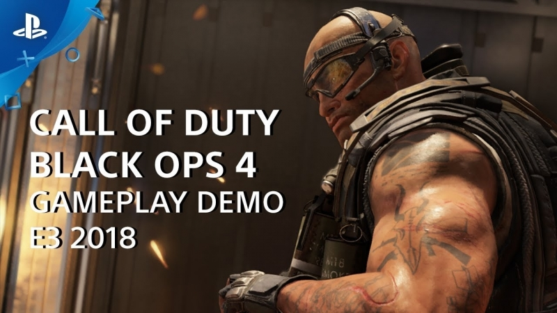 Call of Duty Black Ops 4 - Gameplay Demo | PlayStation Live From E3 2018