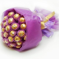 фото сладкие букеты