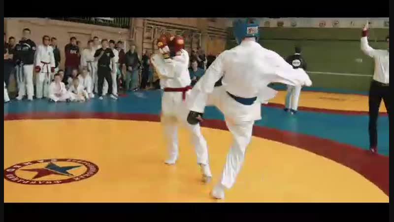 Строительная компания Геометрия выступила партнером соревнований по рукопашному бою в Кургане