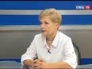 Гость программы «Диалоги» - ректор ЕГУ им. Бунина, профессор Евгения Герасимова