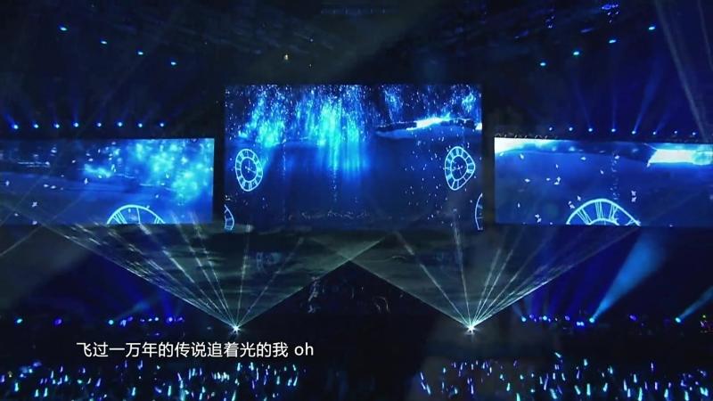 Bilibili Marco Link-VR 2018 VSINGER LIVE 2018- -洛天依全息演唱会【官方录播完整版】