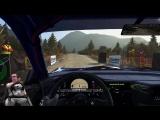 [Sonchyk] Затащил финал одной правой! Subaru Impreza 2001| Прохождение Dirt Rally