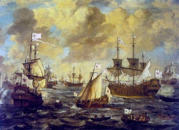 Во время войны во Фландрии (1672-1679 годы