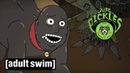 Where'd the ball go? | Mr Pickles | Adult Swim