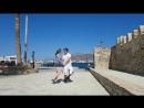 Лёша и Женя, СамПо на Крите