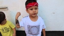 Рэп в исполнении поклонника MBand - Марка Корчагина, 4 года. Она вернется.
