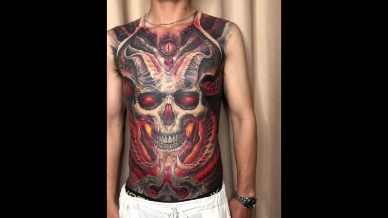 Tattoo artist - Khương Duy