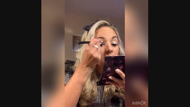 Быстрый макияж от визажиста 💄