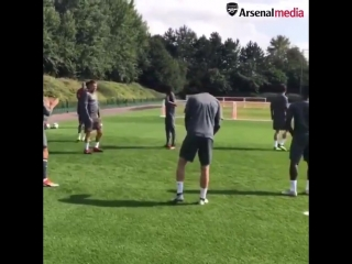 DannyWelbeck getting that megs shout in early