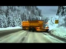 Say Hello to the Tow Plow A New Weapon Against Snow Covered Hwys