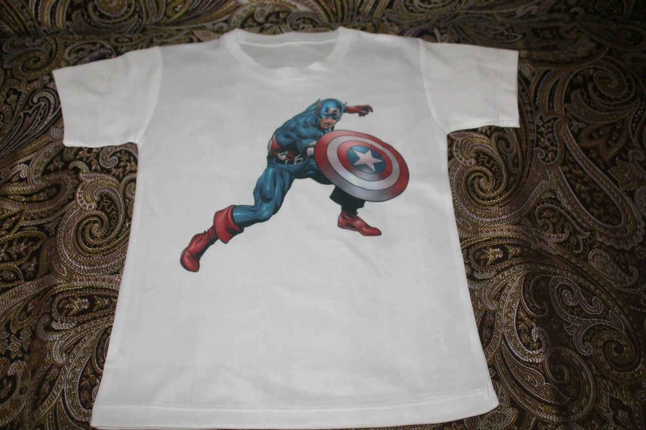 Детские и взрослые футболки с любой картинкой! E9O8y4SBP5U