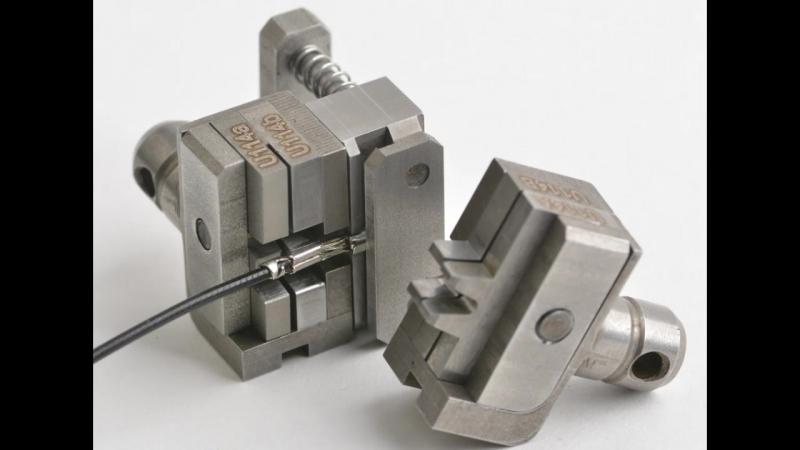 YJQ UDT5 Hand Hexagonal Crimp Tool
