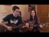 Ray Charles - Hit The Road Jack (Cover by Anna and Leonid)