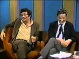 John Cassavetes, Peter Falk and Ben Gazzara on Dick Cavett (1970) Talking About the Film Husbands