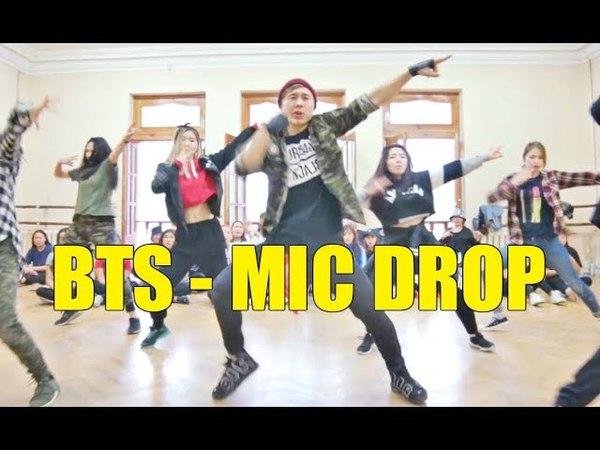 BTS - MIC DROP | Choreography Chuba | Fam Dance Studio