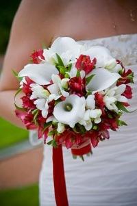 Цветами букеты для невесты