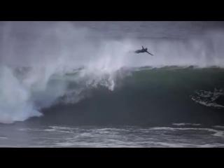 серфиннг        Ireland - Big Wave Surfing _ HD