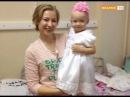Телерепортаж о Ксюше Мишаевой
