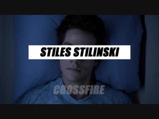 Stiles stilinski // crossfire
