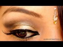 Glamorous Sexy Bronze Brown Smokey Eye For Brown/Tan or Indian Skin Tone