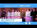 Народный ансамбль  Лейся, песня