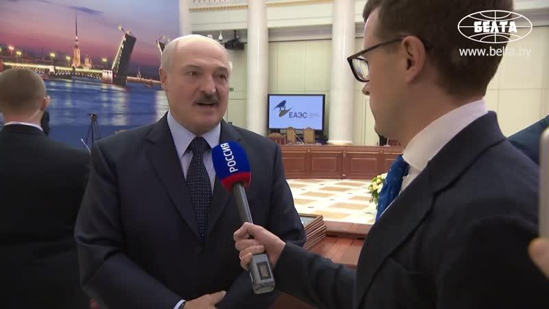 Лукашенко заявил о решении проблемы назначения генерального секретаря ОДКБ