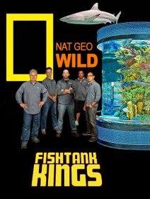 Короли аквадизайна. Переезд акулы / Fishtank Kings (2012)