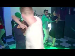 DJ Agent Smith Party. Dmitriy Malshakov & Nadya Timofeeva. Zouk improvisation.mp4