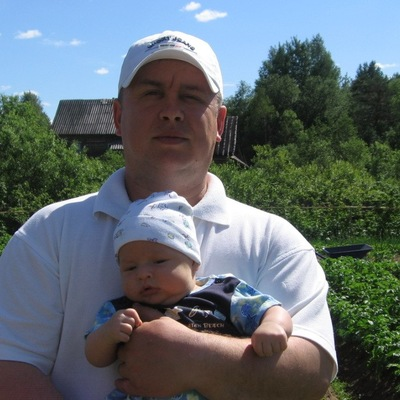 Андрей Васильев, 7 августа 1972, Санкт-Петербург, id35718707