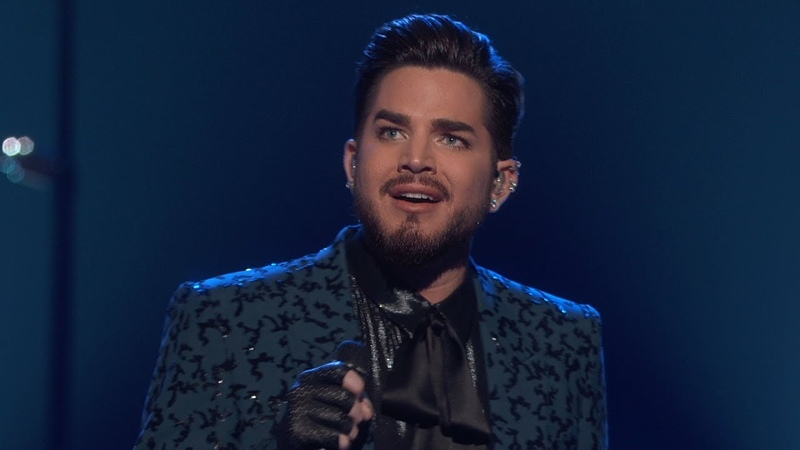 Queen Adam Lambert - We Will Rock You We Are The Champions (Live From The Oscars)