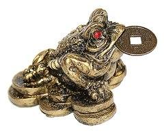 """Самым древним символом богатства и процветания является Китайская монетка с квадратной дырочкой посредине. Эти талисманчики распространены по эзотерическим лавкам и магазинам Фэн Шуй. Для гармонизации энергий успеха, вы можете использовать монетки при оформлении """"зоны богатства"""", или украсить ими """"Денежное дерево"""". Широко распространены символы жабы, сидящей на сокровищах и приносящей удачи ее обладателю. «Денежное дерево» есть практически в каждом доме. Это толстянка из…"""