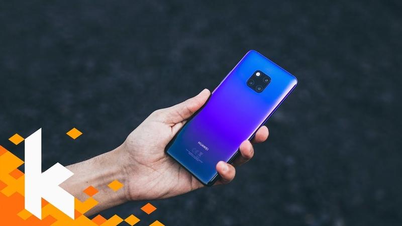 (K)eine Schwäche: Huawei Mate 20 Pro - review