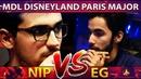 EG vs NIP - TOP 3 DECIDER SERIES - MDL DISNEYLAND PARIS MAJOR - DOTA 2