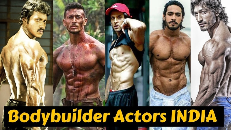 30 Best Bodybuilder Actors in India | Bollywood and South Indian (Tamil Telugu) Stars Body