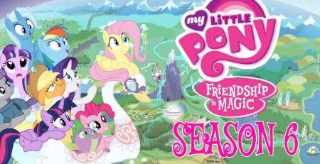 Мой Маленький Пони 6 сезон