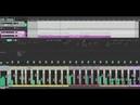 KISA - Верь мне (Remix by Yuri K) overview Reaper Project