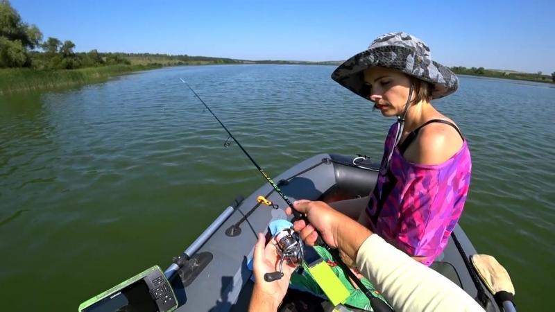 Бабье лето Она первый раз ЭТО делает Рыбалка с АГА ВОТ ГДЕВЫ ЯСНЕНЬКО ПОНЯТНЕНЬКО