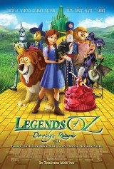 Legends of Oz: Dorothy's Return (2013) - Subtitulada
