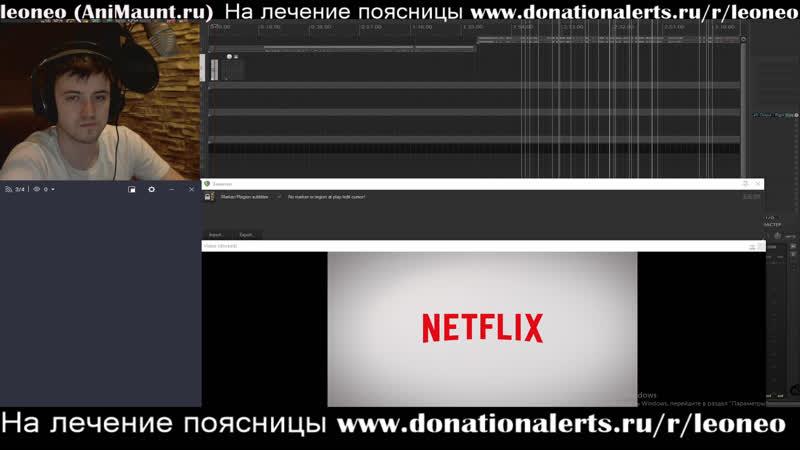 LIVE озвучка от Animaunt.ru 22 - Баки 26 серия ФИНАЛ