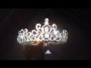 Шикарная корона с Кристаллами Swarovski Stellux