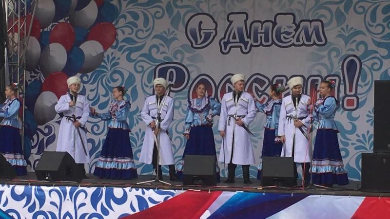 12 июня 2018 г. День России в Нефтеюганске