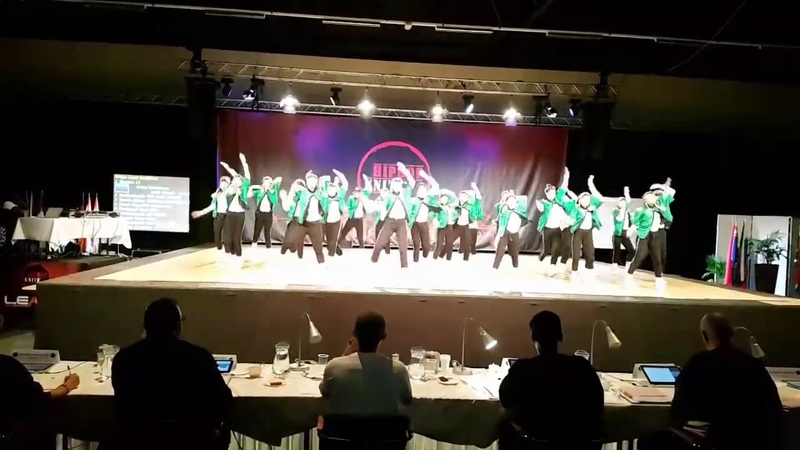 Танцоры из Коми вернулись с медалями чемпионата мира по хип-хопу в Нидерландах