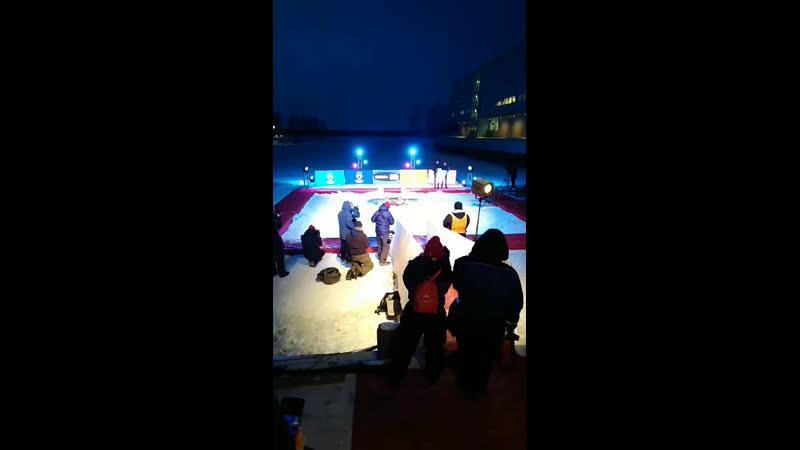 Polar Bear Pitching финал