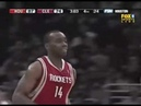 Carl Landry Sick Double Pump Dunk vs Cavs 2008