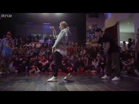 Wanted Groove vs Maximus Nastia (hip hop final) .stance Porto World Battle 2018