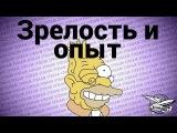 Стрим - Зрелость и опыт [wot-vod.ru]