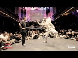 Judge Battle PARADOX vs ICEE Hiphop Forever 2014